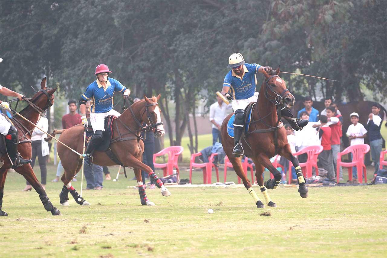 Maharaja of Jodhpur Golden Jubilee Cup Polo Tournament (Jodhpur)