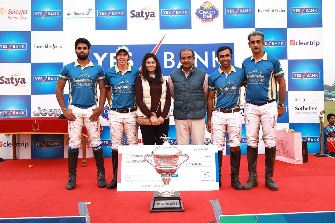 Yes Bank Indian Masters (Delhi)