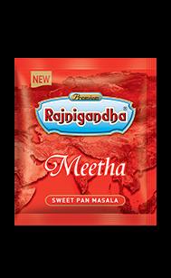 Rajnigandha Meetha ₹10.00 Pack