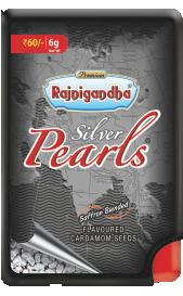 Rajnigandha Silver Pearls ₹60.00 Pack